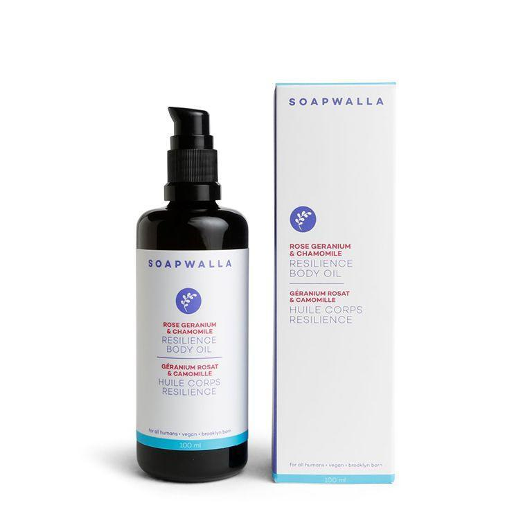 """<p><strong>Soapwalla</strong></p><p>follain.com</p><p><strong>$48.00</strong></p><p><a href=""""https://go.redirectingat.com?id=74968X1596630&url=https%3A%2F%2Ffollain.com%2Fproducts%2Fsoapwalla-pregnant-belly-oil%3F_pos%3D1%26_sid%3Decf51e3dc%26_ss%3Dr&sref=https%3A%2F%2Fwww.harpersbazaar.com%2Fbeauty%2Fskin-care%2Fg33350104%2Fbest-massage-oils%2F"""" rel=""""nofollow noopener"""" target=""""_blank"""" data-ylk=""""slk:Shop Now"""" class=""""link rapid-noclick-resp"""">Shop Now</a></p><p>This pregnancy-safe blend is made with so many oils your skin will love—jojoba, meadowfoam seed, sunflower—plus a relaxing lavender essential oil scent. </p>"""