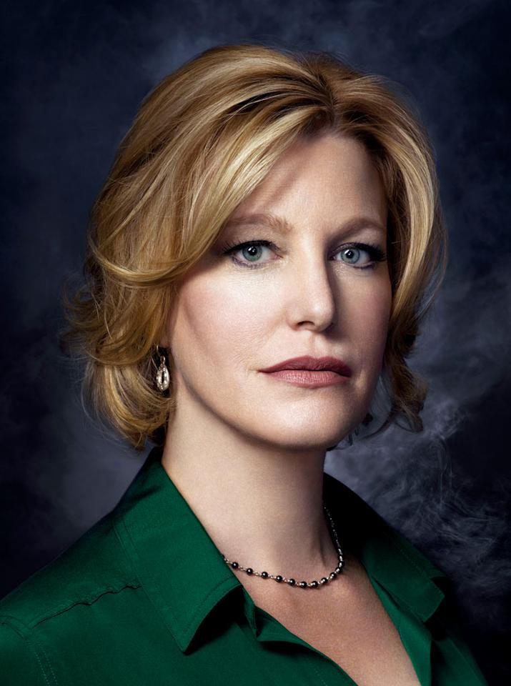 "Anna Gunn stars as Skyler White in ""Breaking Bad."""