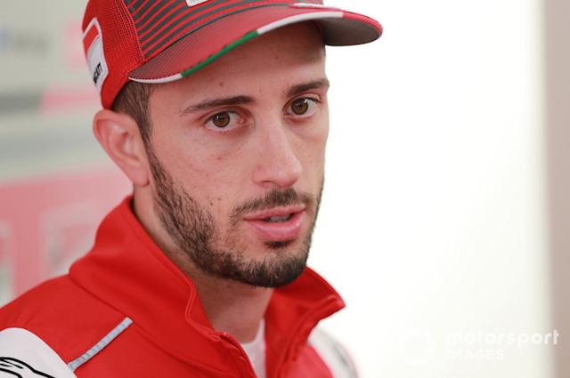 """Andrea Dovizioso (2018) <span class=""""copyright"""">Gold and Goose / Motorsport Images</span>"""