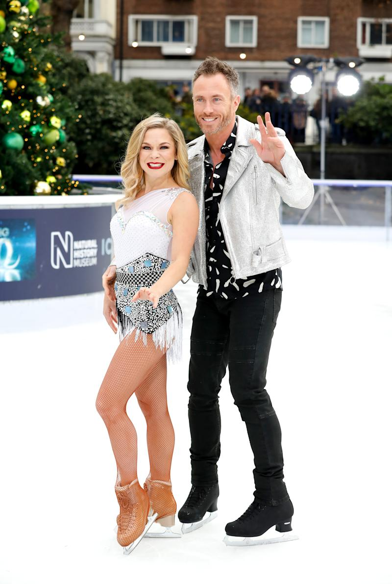 new style 31141 07c61 James Jordan scores four perfect 10s on Dancing On Ice semi-final