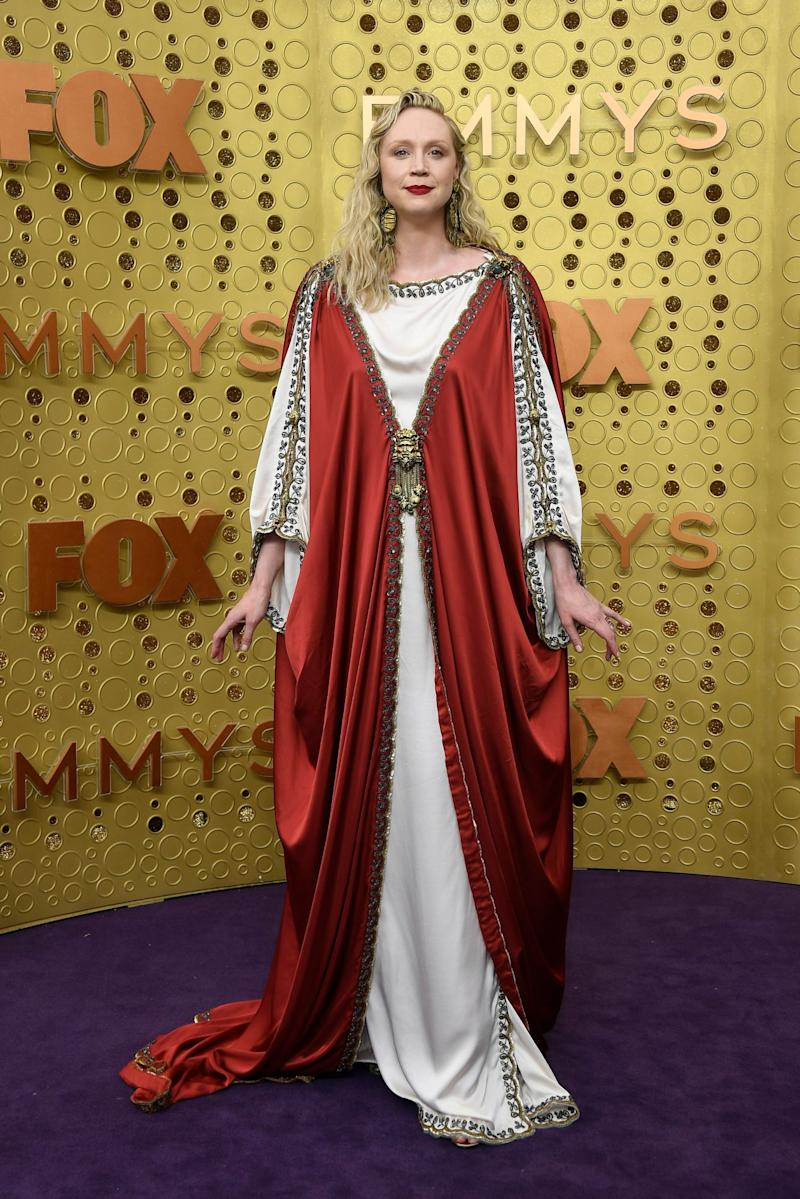 <p>in Gucci.</p> | <p>Getty Images</p>