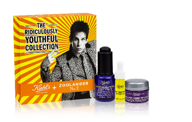 The Kiehl's Ridiculous Youthful Collection kit. (Photo: Kiehl's)