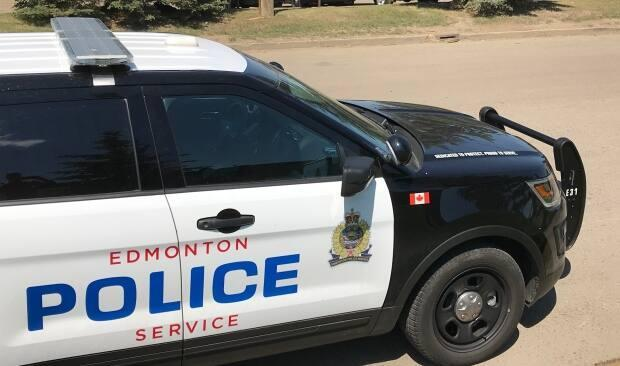 Police say the EPS hate crimes and violent extremism unit is recommending that a section of the Criminal Code allowing tougher sentencing be applied in the case.  (CBC - image credit)