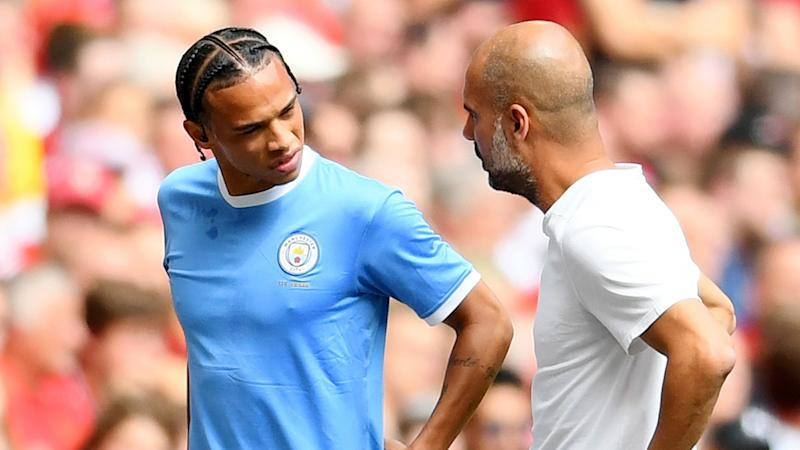 Sane sends message to Guardiola & Man City after leaving for Bayern Munich