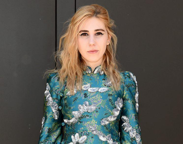 Actress Zosia Mamet opened up in an essay. (Photo: Jamie McCarthy/Getty Images for Marc Jacobs)