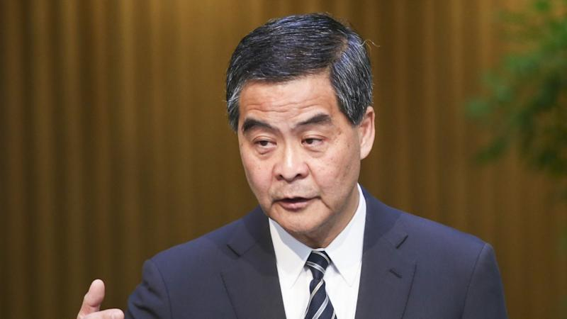 TVB warned over 'inaccurate' reports on ex-Hong Kong leader CY Leung's HK$50 million UGL deal