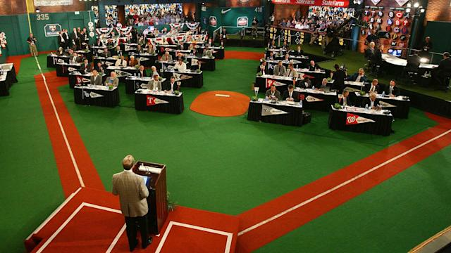 The 2018 MLB Draft is a three-day event featuring 1,214 picks in 40 rounds. With so many picks, we're bound to find some great names. And, oh boy, this year did not disappoint.