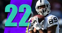<p>The gamble on Amari Cooper is a big one. You simply don't trade a first-round pick for a year-and-a-half of a player who hasn't been productive in two seasons. (Amari Cooper) </p>