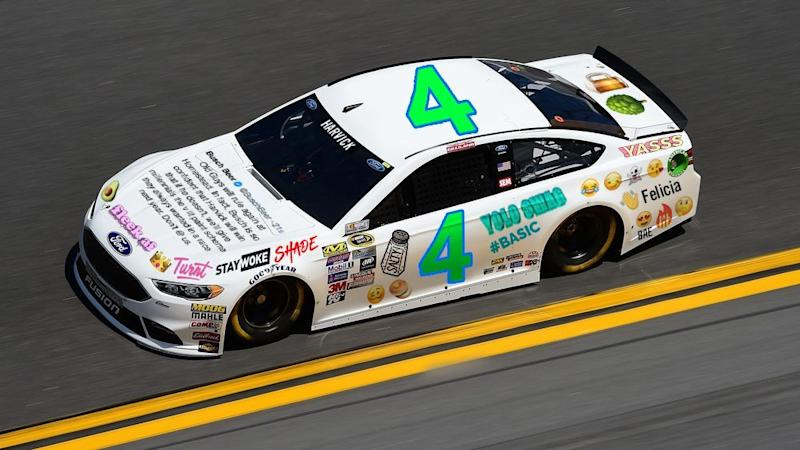 If Kevin Harvick Doesnt Win In Miami His Car Will Be Lit For One Race 2019