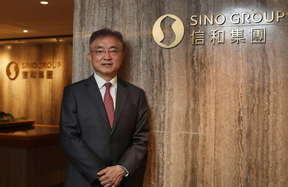 Andrew Young, associate director of innovation at Sino Group. Photo: Xiaomei Chen