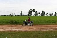 In Cambodia the average yearly income is a meagre $1,700