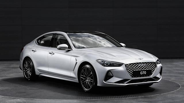 "<p>The <a href=""https://www.motor1.com/genesis/g70/"" rel=""nofollow noopener"" target=""_blank"" data-ylk=""slk:Genesis G70"" class=""link rapid-noclick-resp"">Genesis G70</a> with the manual transmission is kind of an oddity. Manual transmissions in luxury cars are rare, yet, here's <a href=""https://www.motor1.com/genesis/"" rel=""nofollow noopener"" target=""_blank"" data-ylk=""slk:Genesis"" class=""link rapid-noclick-resp"">Genesis</a> offering a <a href=""https://www.motor1.com/news/237560/2019-genesis-g70-manual-gearbox/"" rel=""nofollow noopener"" target=""_blank"" data-ylk=""slk:new car with a six-speed manual transmissio"" class=""link rapid-noclick-resp"">new car with a six-speed manual transmissio</a>n. However, like other automakers, the company is limiting which trim can receive the gearbox.</p>"