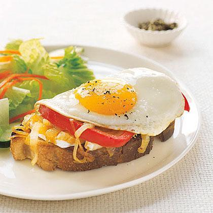 <p>This egg-cellent dish is perfect any time of day, and can be made in minutes!</p>