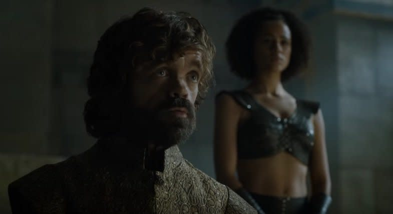No, Tyrion! No! (HBO)