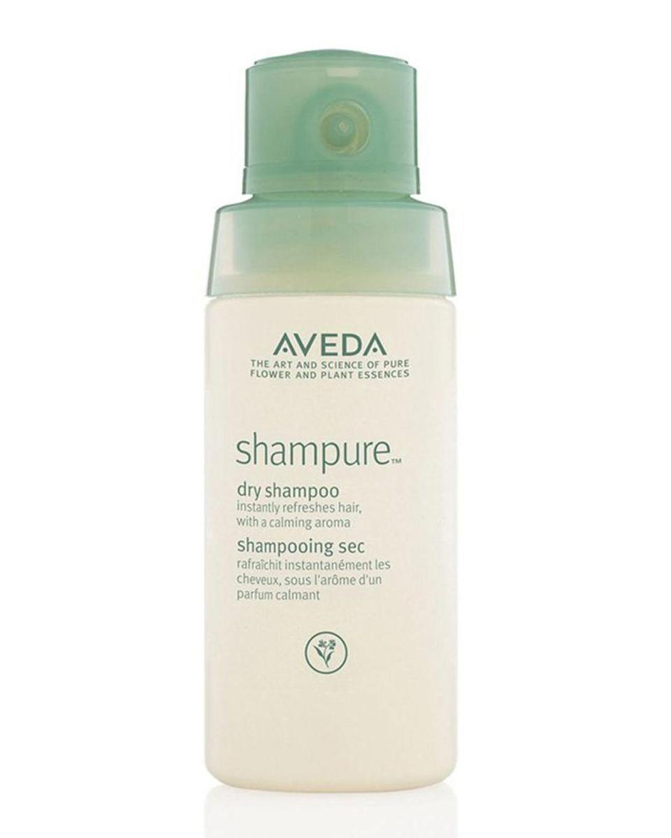 """<p><a class=""""link rapid-noclick-resp"""" href=""""https://go.redirectingat.com?id=127X1599956&url=https%3A%2F%2Fwww.lookfantastic.com%2Faveda-shampure-dry-shampoo-56g%2F11200456.html&sref=https%3A%2F%2Fwww.elle.com%2Fuk%2Fbeauty%2Fhair%2Fg31948%2Fbest-dry-shampoo%2F"""" rel=""""nofollow noopener"""" target=""""_blank"""" data-ylk=""""slk:SHOP NOW"""">SHOP NOW</a></p><p>If you're not keen on powerful sprays, Aveda's squeezy bottle sends a light puff of dry shampoo directly onto greasy roots. </p>"""