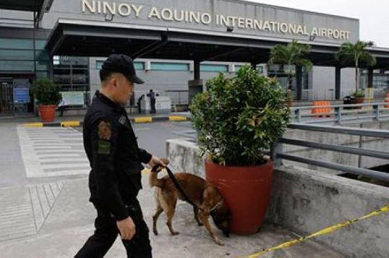 PNP boosts airport security amid rising tension in Middle East