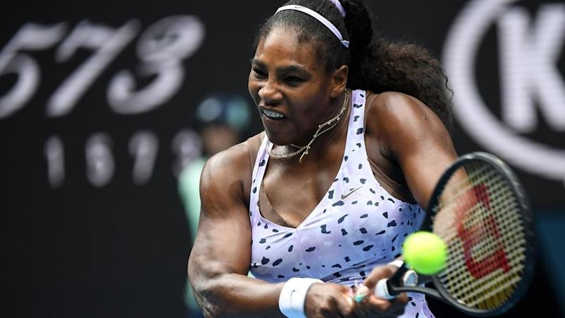 Serena Williams continues hunt for record-setting US Open crown