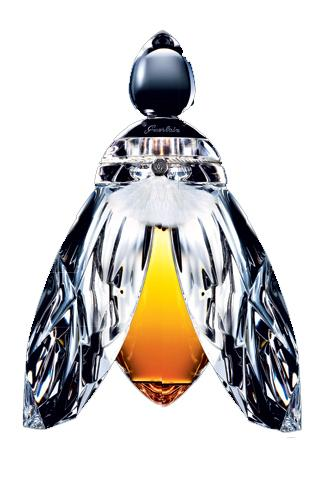 Guerlain, The Bee With Silver Wings or L'Abeille Pure Parfum - The fragrance formulated by the legendary nose of Thierry Wasser is built around honey