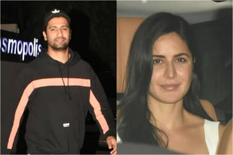 Vicky Kaushal and Katrina Kaif Spotted Together Outside Friend's House, Further Fuel Romance Rumours