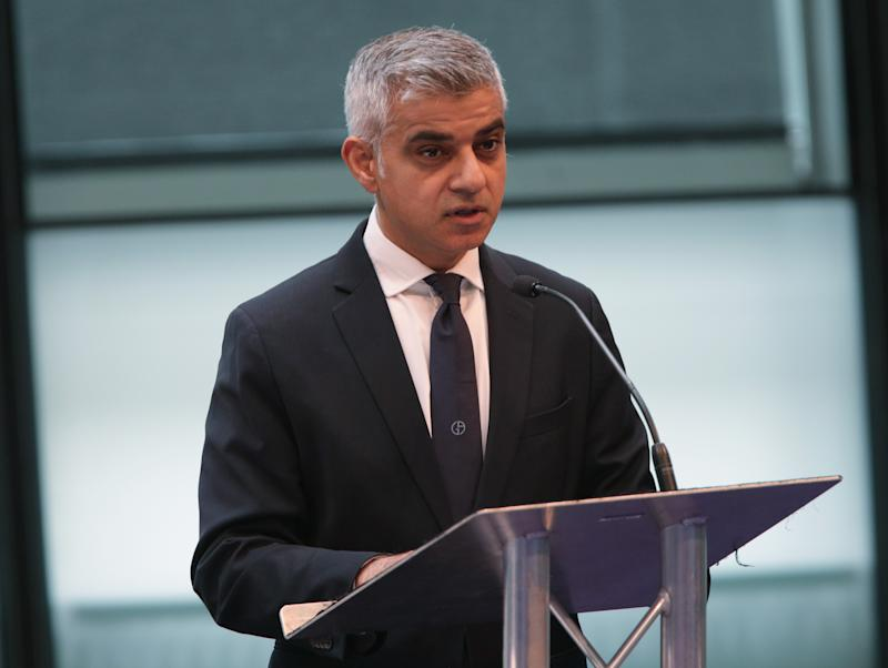 Mayor Sadiq Khan wants to make London more eco-friendly (Picture: PA)