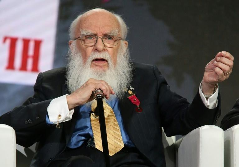 A magician and escapologist, James Randi spent decades debunking so-called psychics and faith healers