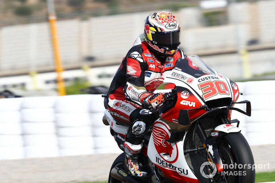 "Takaaki Nakagami, Team LCR Honda <span class=""copyright"">Gold and Goose / Motorsport Images</span>"
