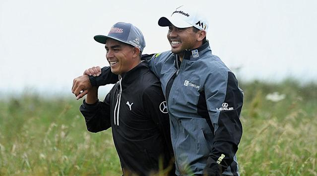 Can't possibly wait until the Presidents Cup or Ryder Cup for another team golf event?
