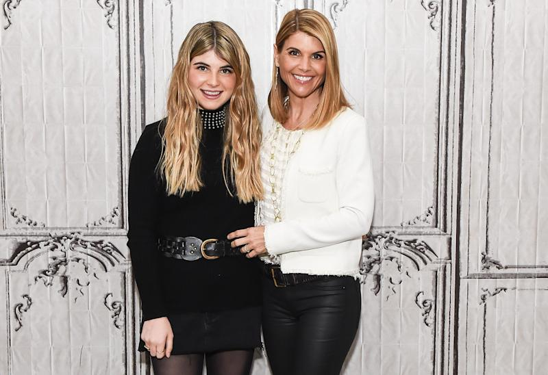 Bella Giannulli shared a photo of mom Lori Loughlin on International Women's Day. (Photo: Daniel Zuchnik/WireImage)