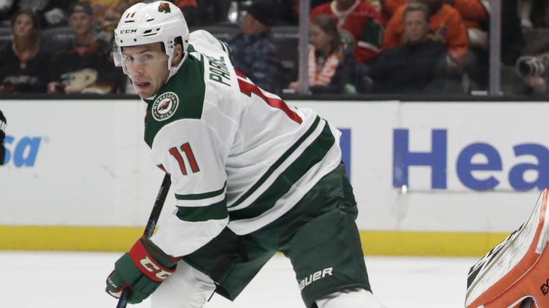 Waiver Wired: Pick up Parise