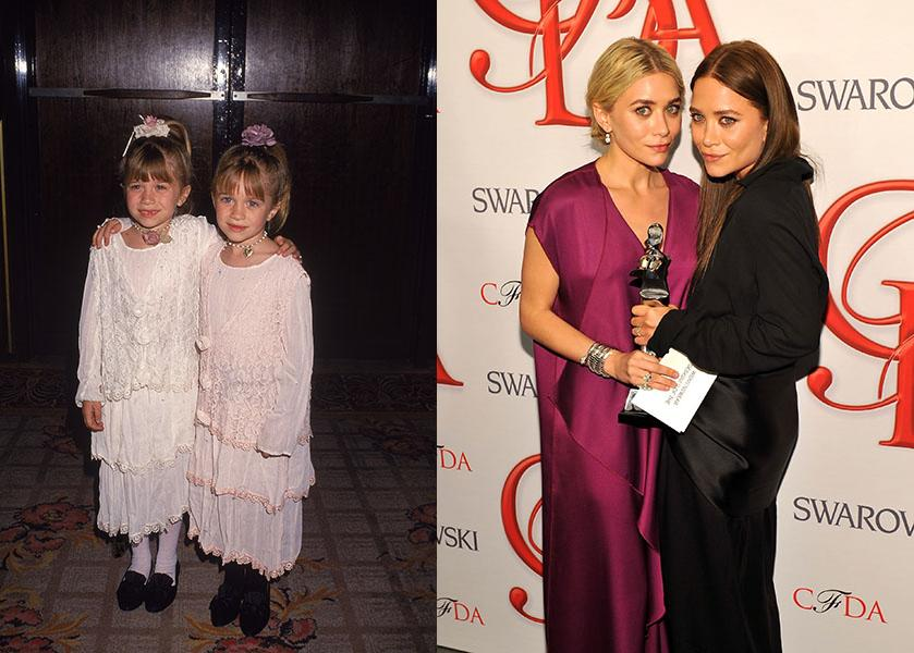 "The Olsen Twins - If you're anything like us, you still have to remind yourself that Mary-Kate and Ashley are no longer the precocious youngins the we loved so much in the '90s (and that they're not, to our knowledge, making awesome movies like ""To Grandmother's House We Go"" anymore. Lame.). No, today they are self-made billionaires, award-winning designers--that's them holding their 2012 Womenswear Designers of the Year award from the CFDA—and fashion icons. If you doubt that last assertion, may we remind you of the trends they almost single-handedly pioneered: oversized sunglasses, fur coats, the Heidi braid, and maxi dresses."