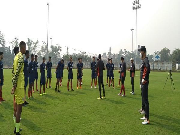 The Indian Arrows arrived in Kolkata for their campaign in the IFA Shield on Thursday (Image: AIFF)
