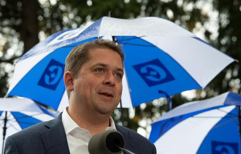 As campaign ends, Scheer says he's proud of party's 'positive' work