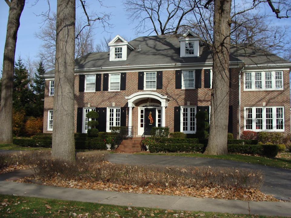 The Home Alone house in Winnetka, Illinois. Source: A Syn/Flickr