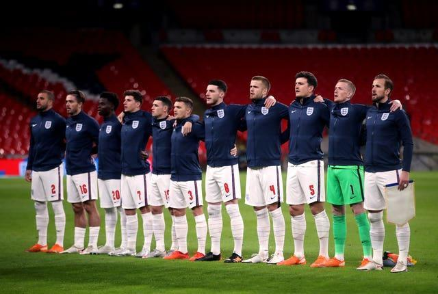 England are among the opponents awaiting Scotland at Euro 2020