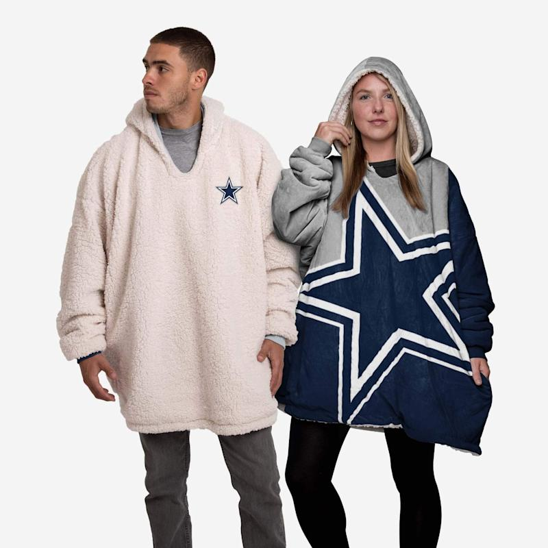 Cowboys Reversible Hoodeez