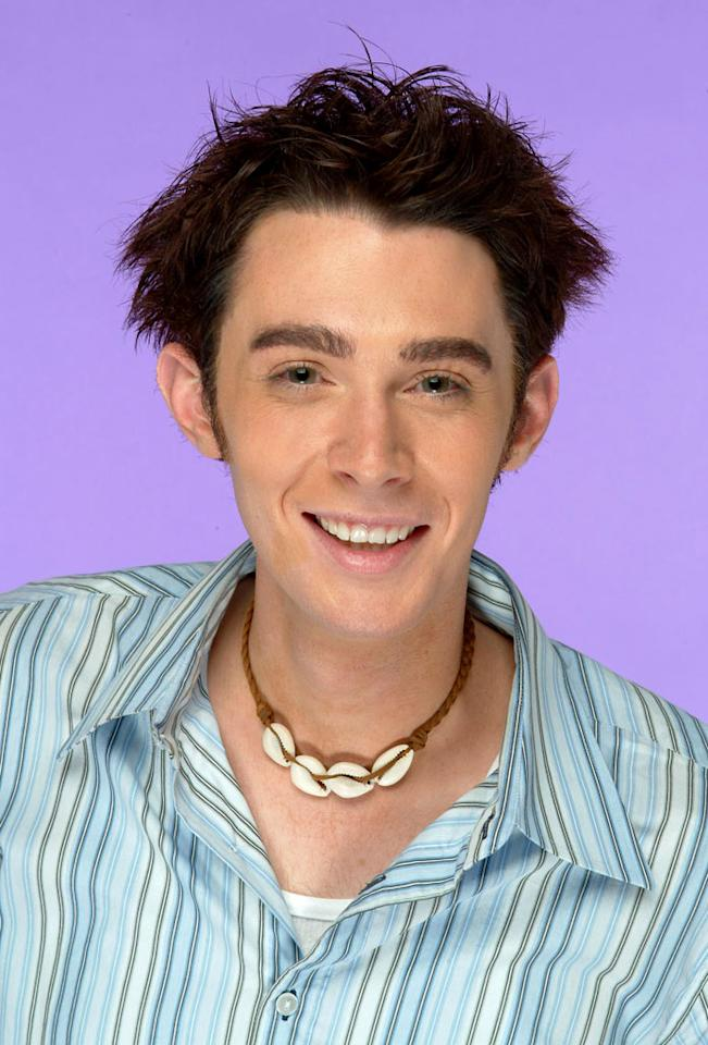 """Clay Aiken is one of the contestants on Season 1 of """"American Idol."""""""