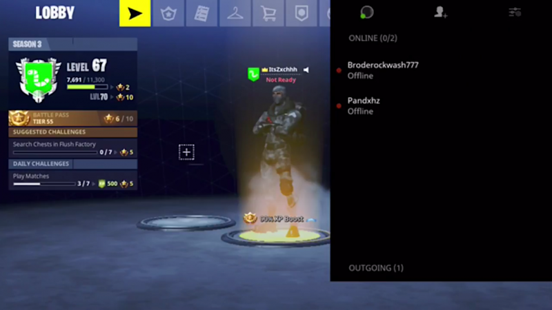 fortnite, crossplay, how, to, enable, ps4, xbox, pc, mobile, play, with, friends