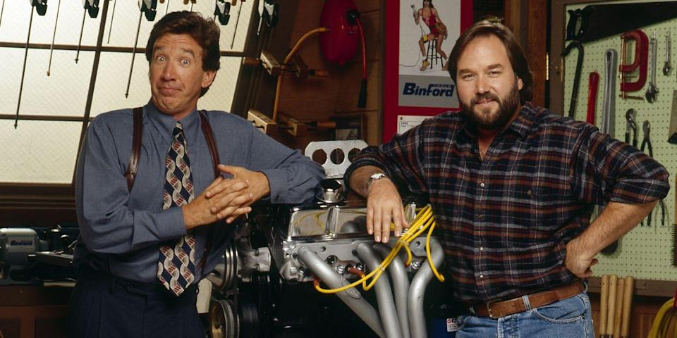 Tim Allen & Richard Karn Are Teaming Up for a New Competition Show Called 'Assembly Required'
