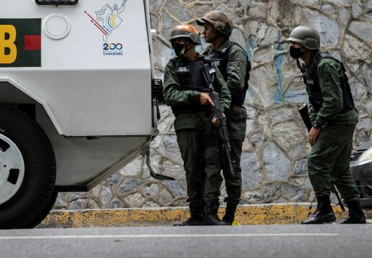 The neighborhood of Cota 905 in Caracas shares a name with the gang that runs it with impunity