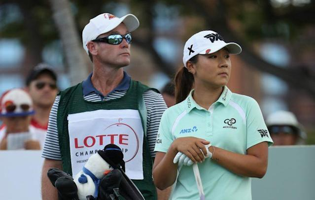 """<a class=""""link rapid-noclick-resp"""" href=""""/pga/players/12043/"""" data-ylk=""""slk:Lydia Ko"""">Lydia Ko</a> is in the market for a new caddie. (Getty Images)"""