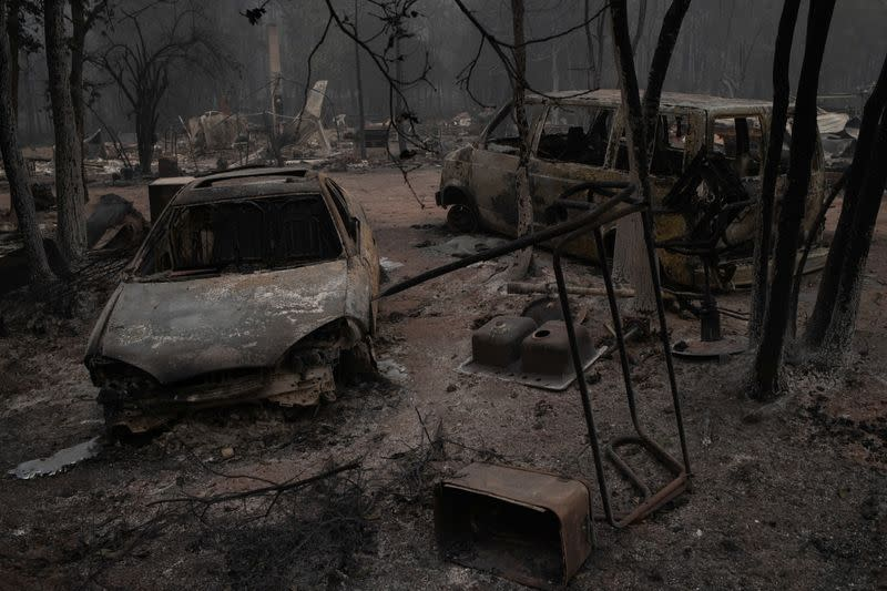 Facebook removes posts linking Oregon wildfires to activist groups