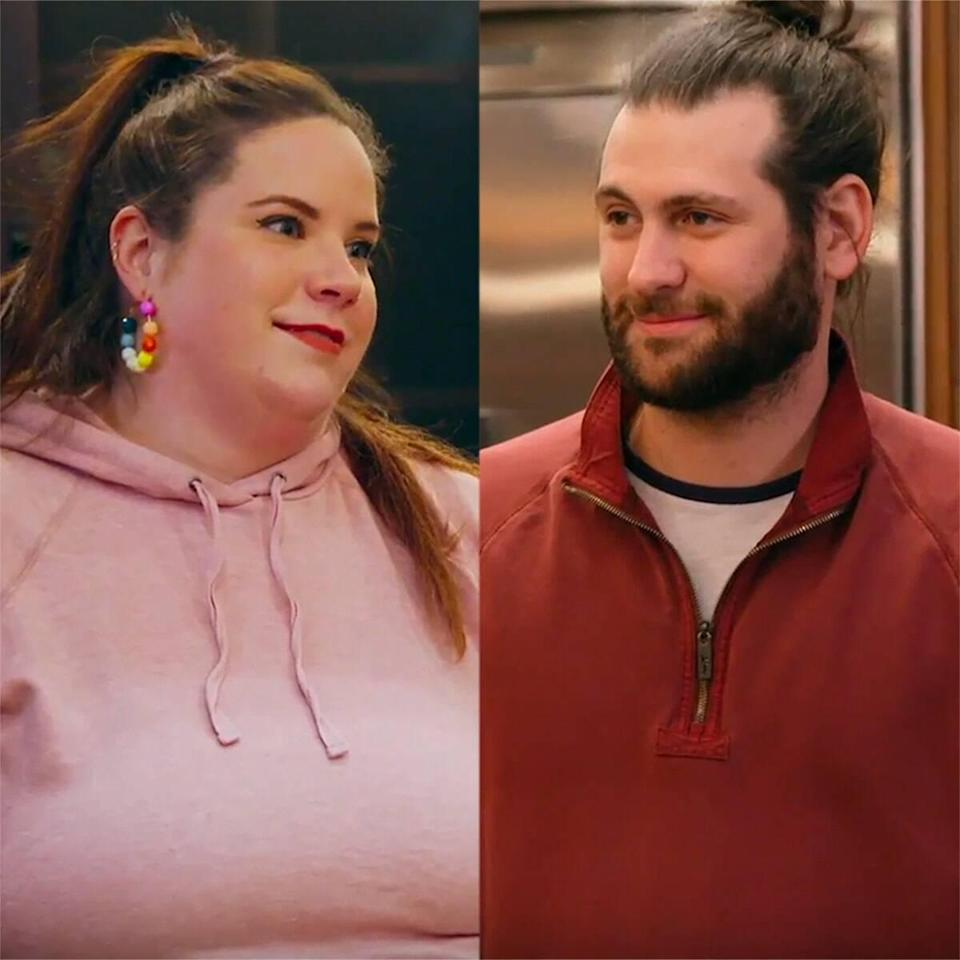 Watch Whitney Thore & Her Ex-Fiancé Plan Their Wedding in a Sneak Peek at My Big Fat Fabulous Life