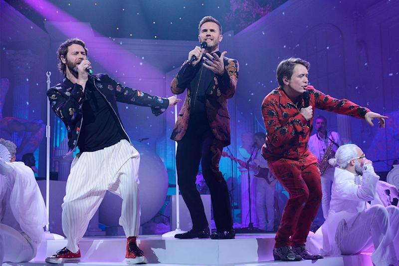 One night only: Take That present an original TV special following the release of Wonderland: ITV