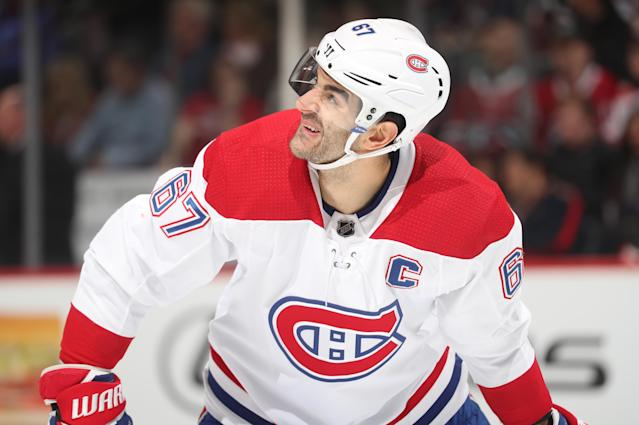 It appears Max Pacioretty has played his final game in Montreal. (Getty)