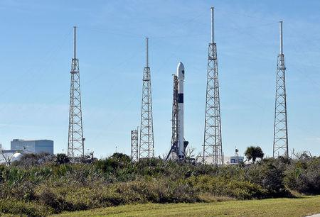 SpaceX successfully launches satellite for 1st national security mission