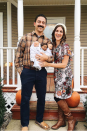 """<p>Your partner is proof that men like Jack Pearson really do exist. So, let everyone at your Halloween party know how lucky you are by using what's already in your closets (a flannel, floral dress, and riding boots) to transform into TV's most-beloved couples. </p><p><em><a href=""""https://www.instagram.com/p/BpdOe6oBO3-/?"""" rel=""""nofollow noopener"""" target=""""_blank"""" data-ylk=""""slk:See more at Kelsey McMurty »"""" class=""""link rapid-noclick-resp"""">See more at Kelsey McMurty »</a></em></p>"""