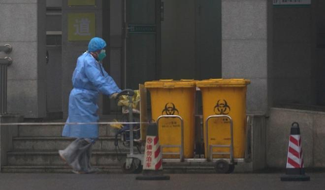 A doctor in Guangzhou says the outbreak does not seem as serious as Sars. Photo: AP