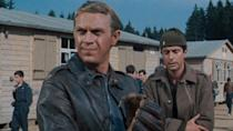 <p> You know the theme. That uplifting ditty that's been drafted into so many movies and TV shows as a way to give authority the finger. But The Great Escape gave us much more than that. A fun, heart-warming adventure about a band of allied POWs during World War 2, who are recaptured by the Germans and sent to a high security Stalag in Poland. The movie's two leads, Steve McQueen and Richard Attenborough, rally together a hodgepodge of prisoners to dig three tunnels. The great thing is, nobody is under any illusions about getting home. So why do it? Simply: to annoy the Nazis. You've got to admire their balls. </p>