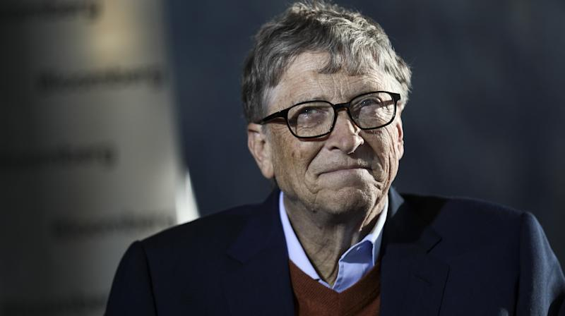 Bill Gates Warns Tech Giants: Tone It Down -- Or Get Regulated
