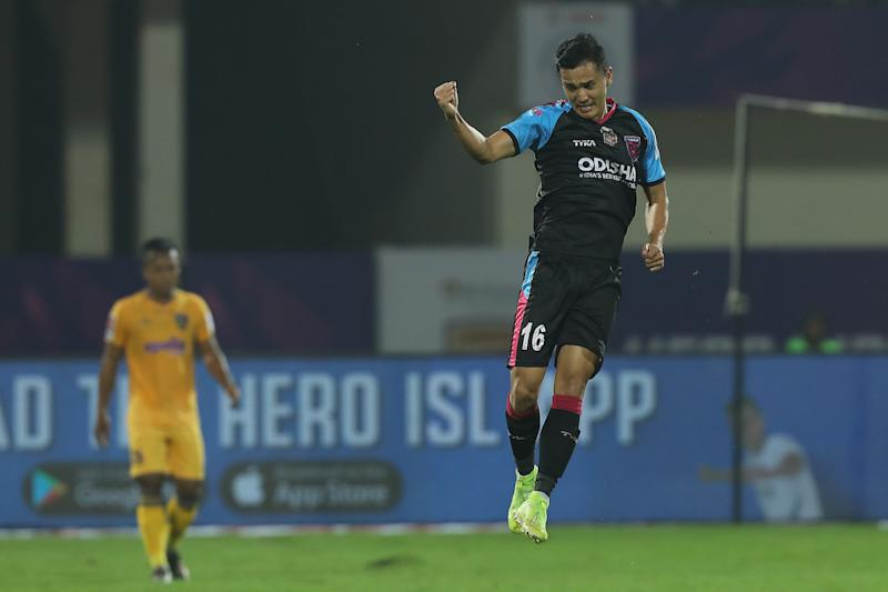 Vinit Rai explains why he prefers Sunil Chhetri over Bhaichung Bhutia